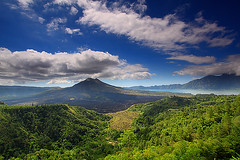 Batur Volcano and Lake | by tropicaLiving - Jessy Eykendorp