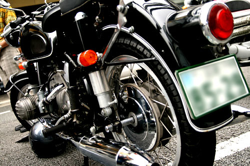 Old BMW Bike Rich Black Body | moka | Flickr