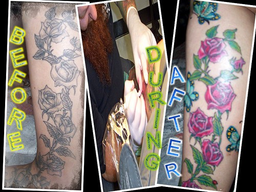 BEFORE, DURING, AFTER | by Kate D80