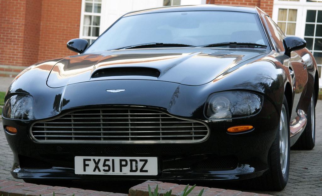 Aston Martin Vantage Special Series Ii Jalopnik Com 518251 Flickr