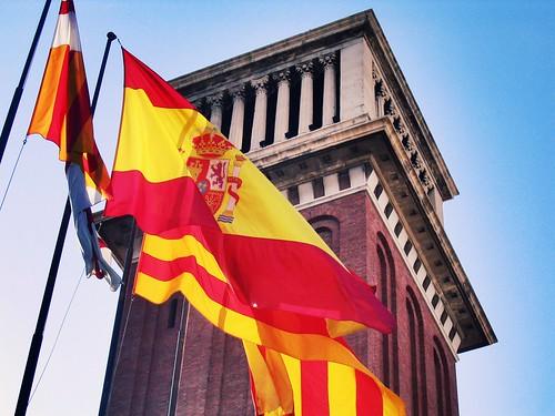 2007.07: Plaza de España, Barcelona, Cataluña, Espanha | by Rodrigo Accurcio