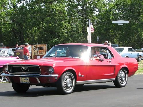 1968 Mustang Jack