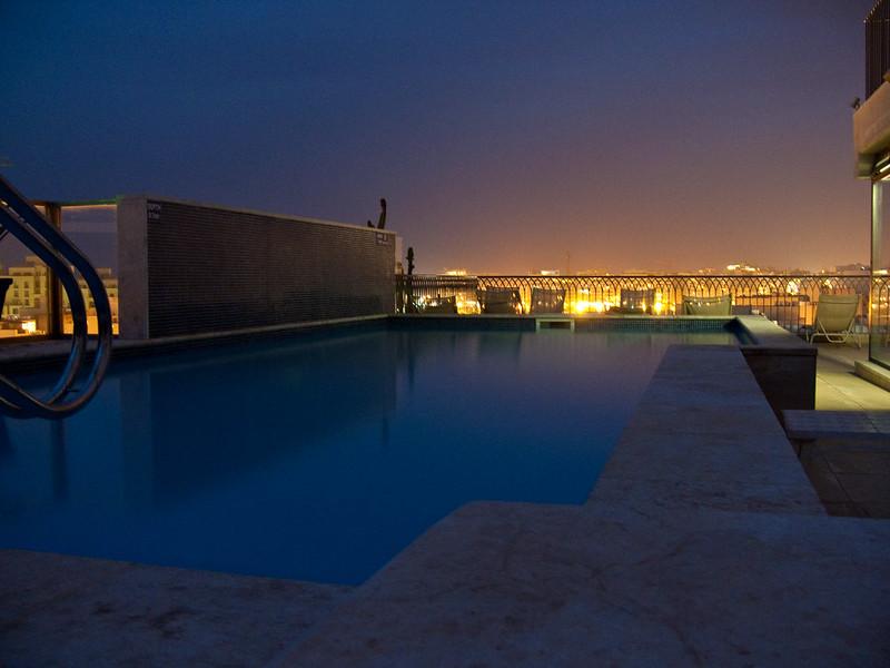 Rooftop Pool, Hotel Juliani, Malta