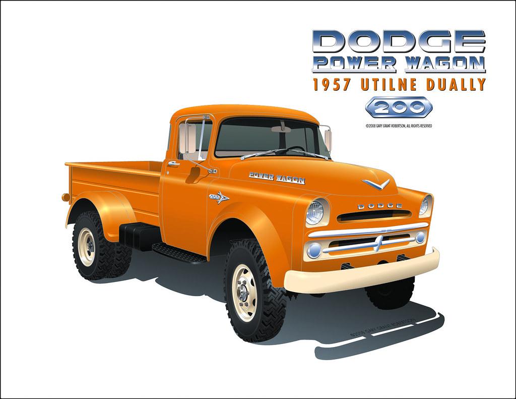 dodge power wagon dually