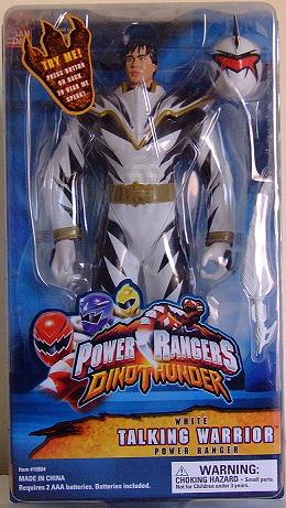 Power Rangers Dino Thunder 12