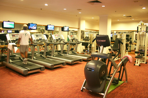 The fitness center | by jhc_world