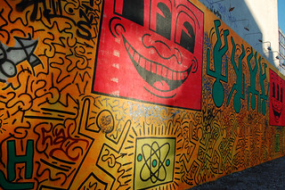 Keith Haring Wall Decals | by laverrue