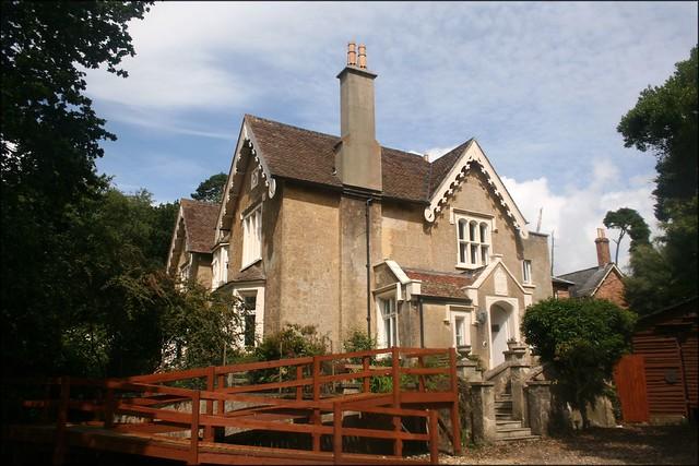Brownsea villa