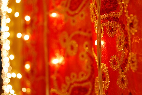 an intricate glow by abhishakey