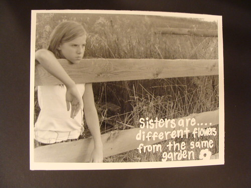 Sisters Quote | by paigers5