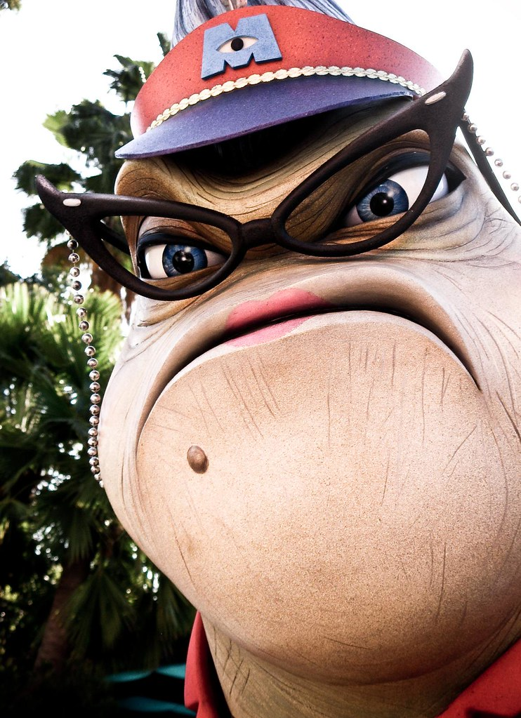 Roz from Monsters, Inc  | Tiffany Wardle | Flickr