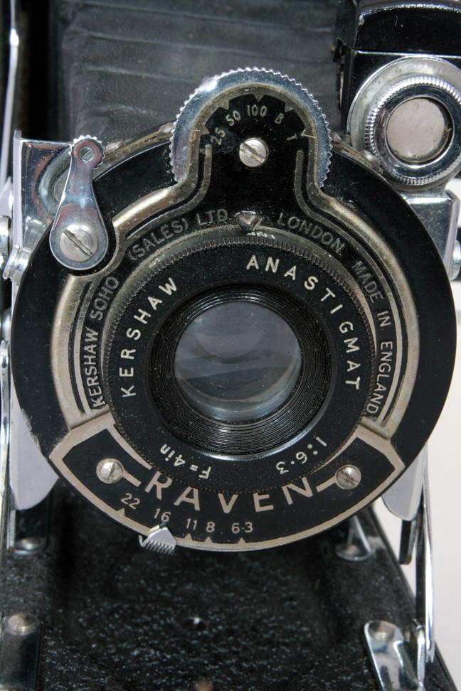 Kershaw-Soho Raven - Lens Block