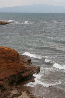 Shipwrecked (GCG9VJ) - View Across Mutsu Bay