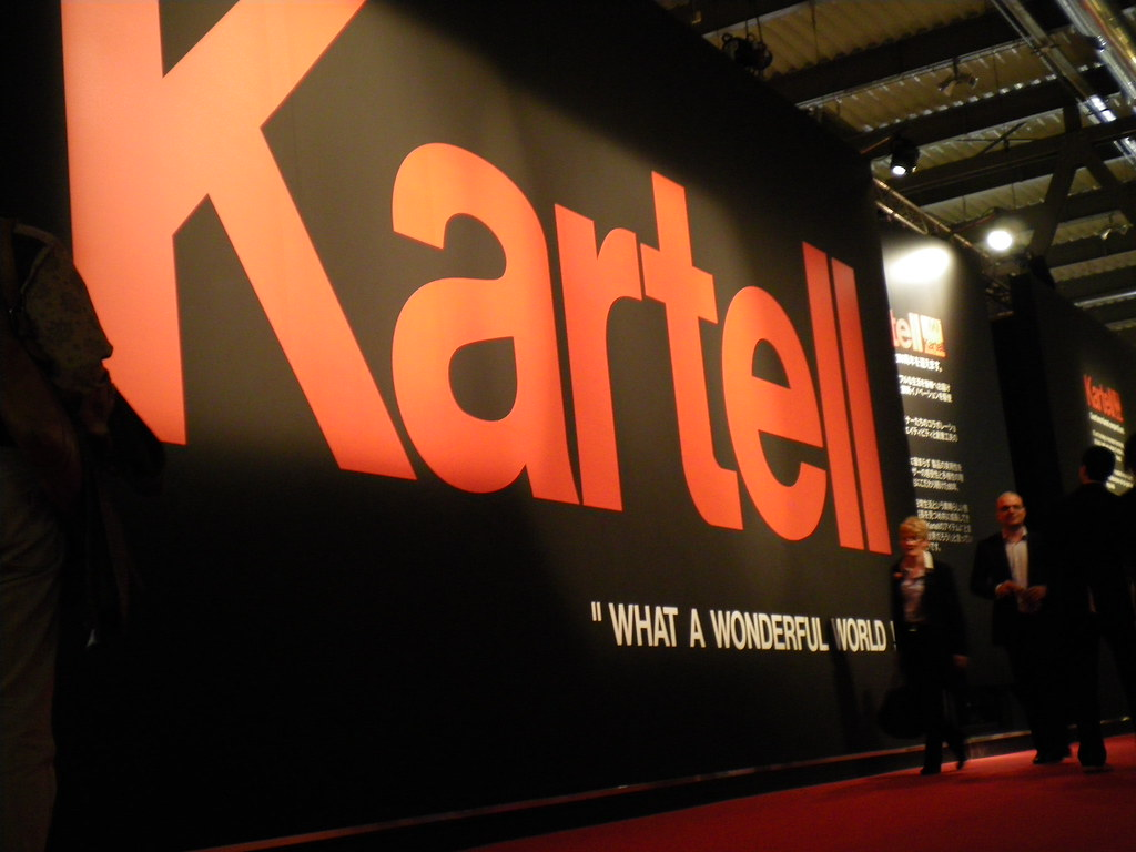 Kartell in Milan