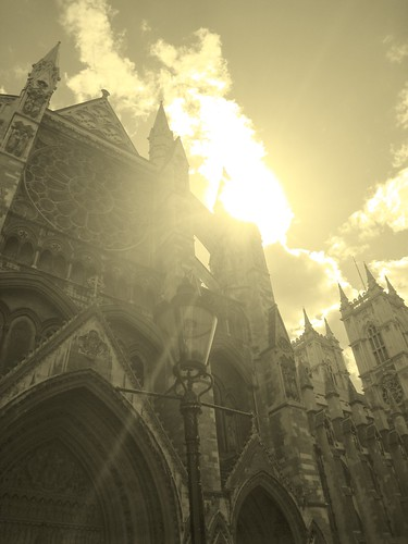 Westminster Abbey   by domnit