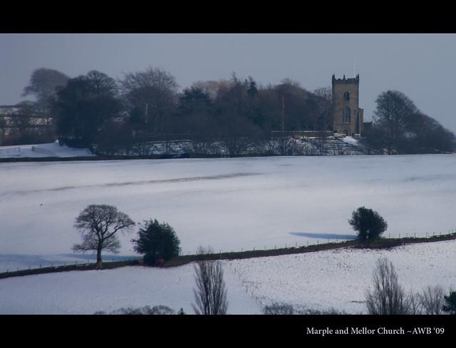 Marple and Mellor Church
