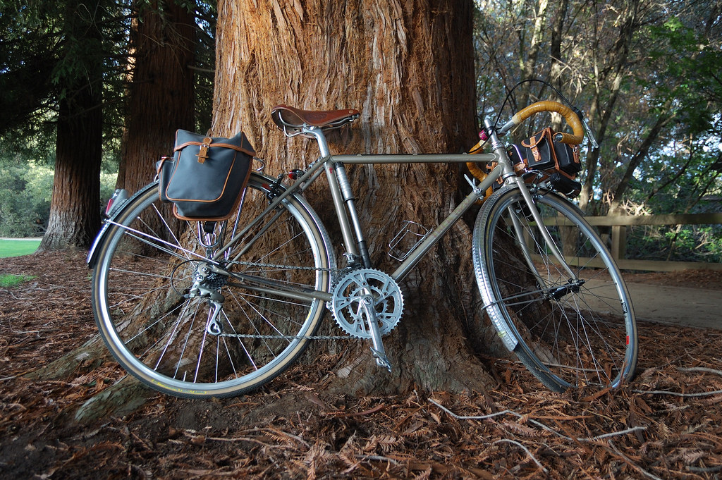 Trek and Trees | 1984 Trek 520 Randonneuse This project inco… | Flickr
