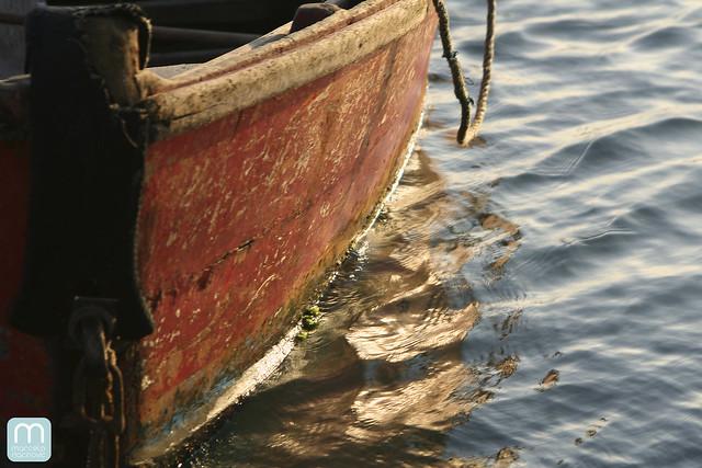 Barco Vermelho em Buzios