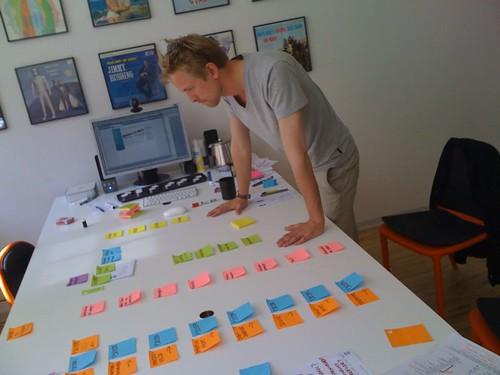 Website sitemap prep   by jonas maaloe