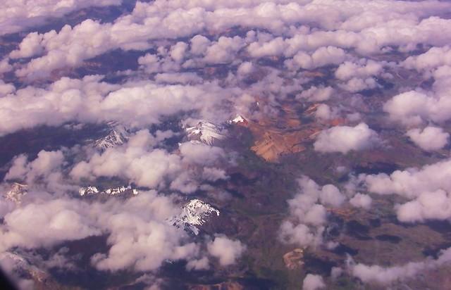 Flug über die Anden nach Cusco - 2