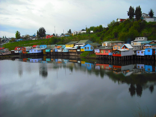 Palafitos de Chiloé (Chile) | by Silviapef