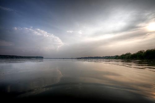 Gliding down Danube | by VitaR