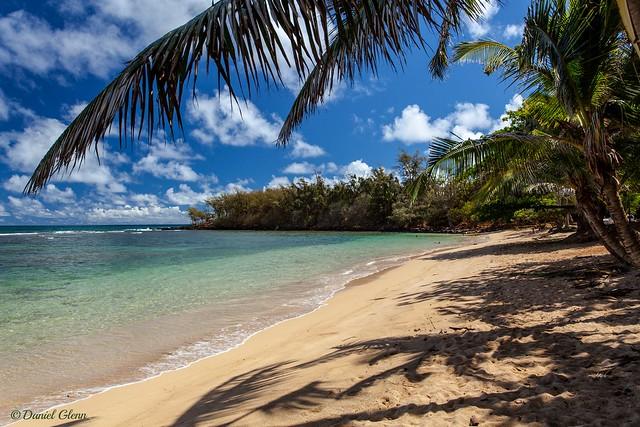 Anahola Beach, Kauai