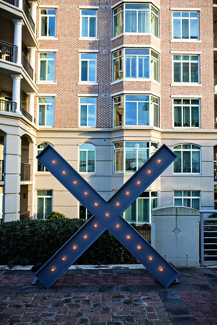 "Marquee ""X"""