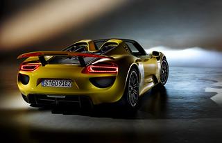 Porsche 918 Spyder - 02 | by Az online magazin