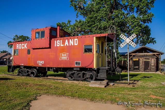 CRIP 17043 | Geary Oklahoma