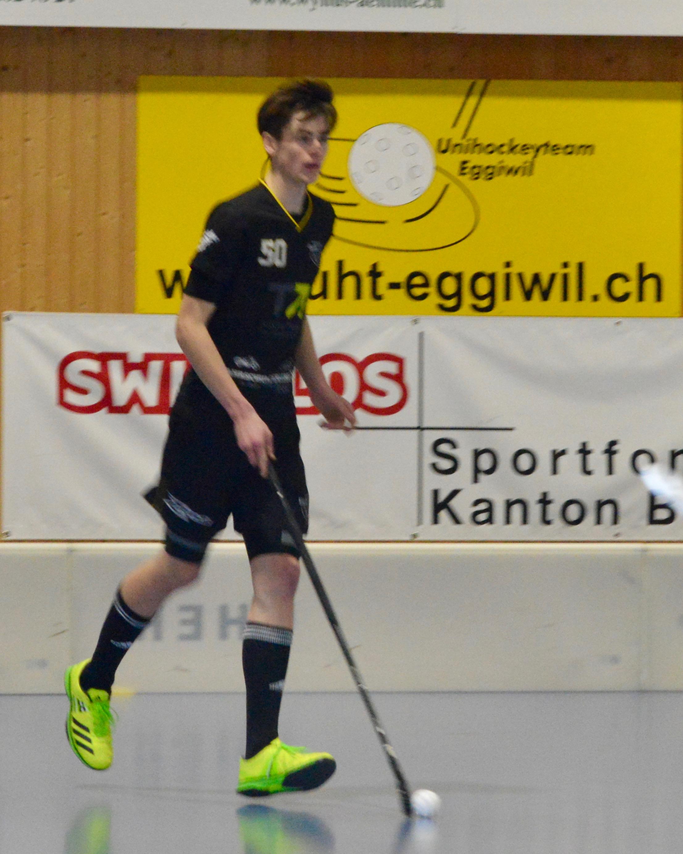 Junioren U21B - Unihockey Luzern Saison 2016/17
