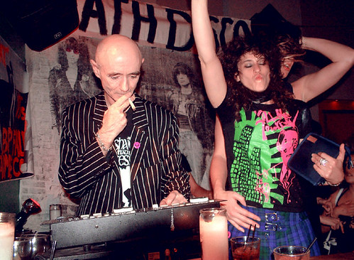 BP Fallon & Peaches DJ @ Death Disco Hollywood | by bp fallon