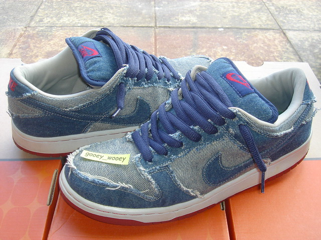 sports shoes bceb4 e825d by gooey wooey Nike Dunk Low Pro SB  Denim  Forbes.   by gooey wooey