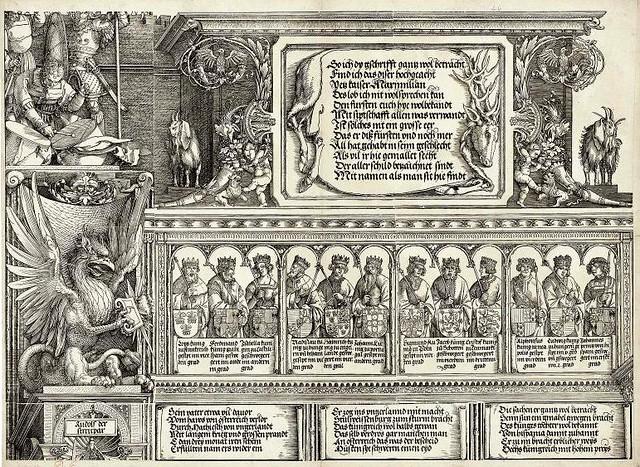 Griffin  Triumphal Arch of Maximilian I  MFA Boston | Flickr