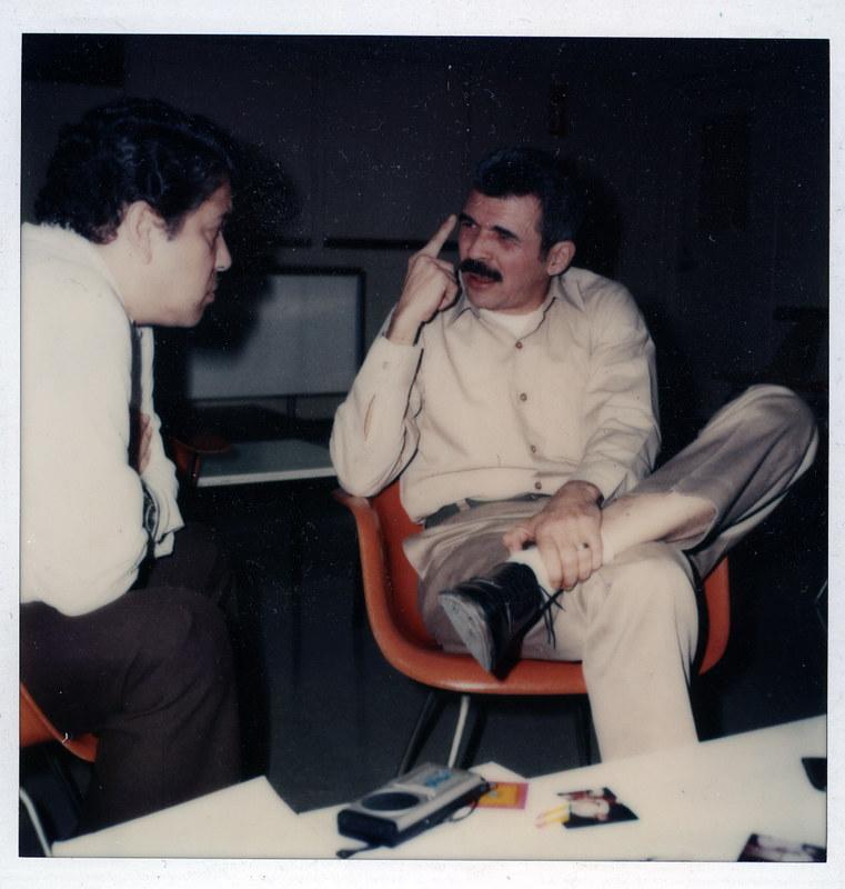 Rafael Cancel Miranda and Rep. Bob Garcia, circa early 1960s