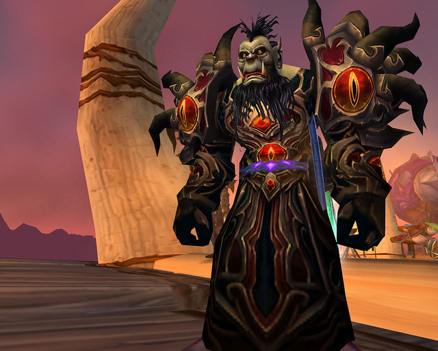Legendz Of The Past | Rolling deathknight # lost count, perh… | Flickr