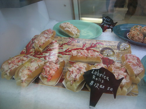 lobster rolls | by doris night