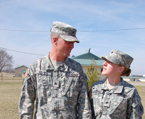 Love the one you're with | by The U.S. Army
