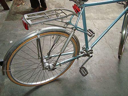 rear suspension cardano comfort