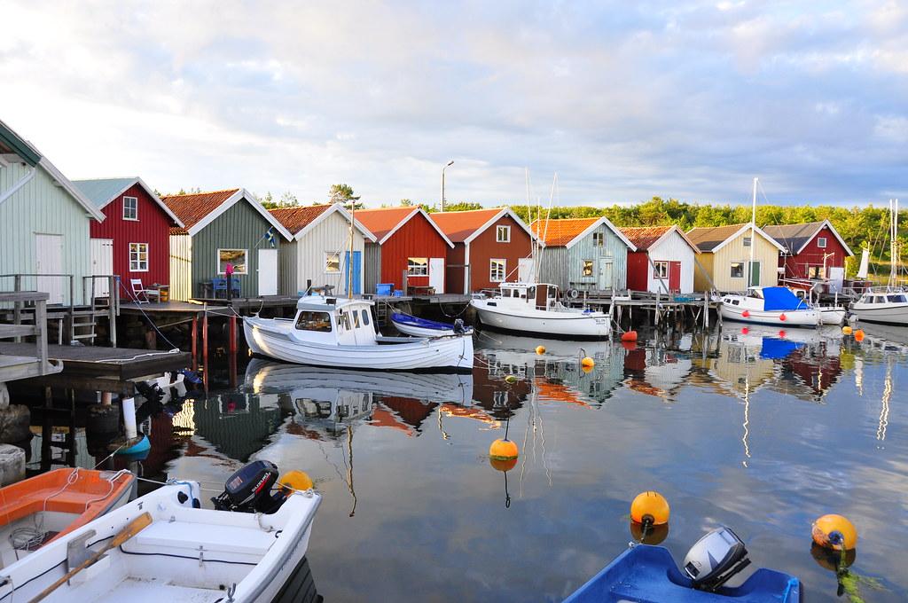 Brevik, Koster, Sweden