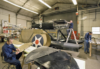National Air and Space Museum, Curtiss Racer restoration | by Smithsonian National Air and Space Museum