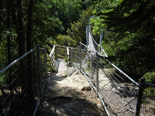 The Suspension Bridge | by mhbagtoons