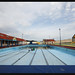 Stonehaven Open Air Pool, Aberdeenshire