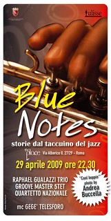 Blue Notes - Locandina | by cristiana.piraino