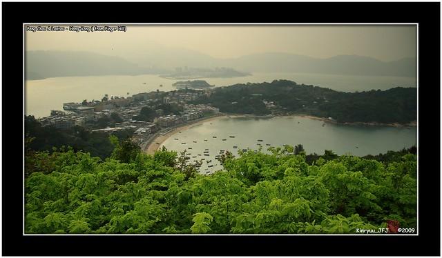 Peng Chau & Lantau - Hong-Kong