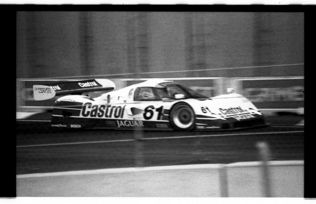 Tampa1990045 | Jaguar XJR-10, Tampa 1990. IMSA GTP | Mike ...