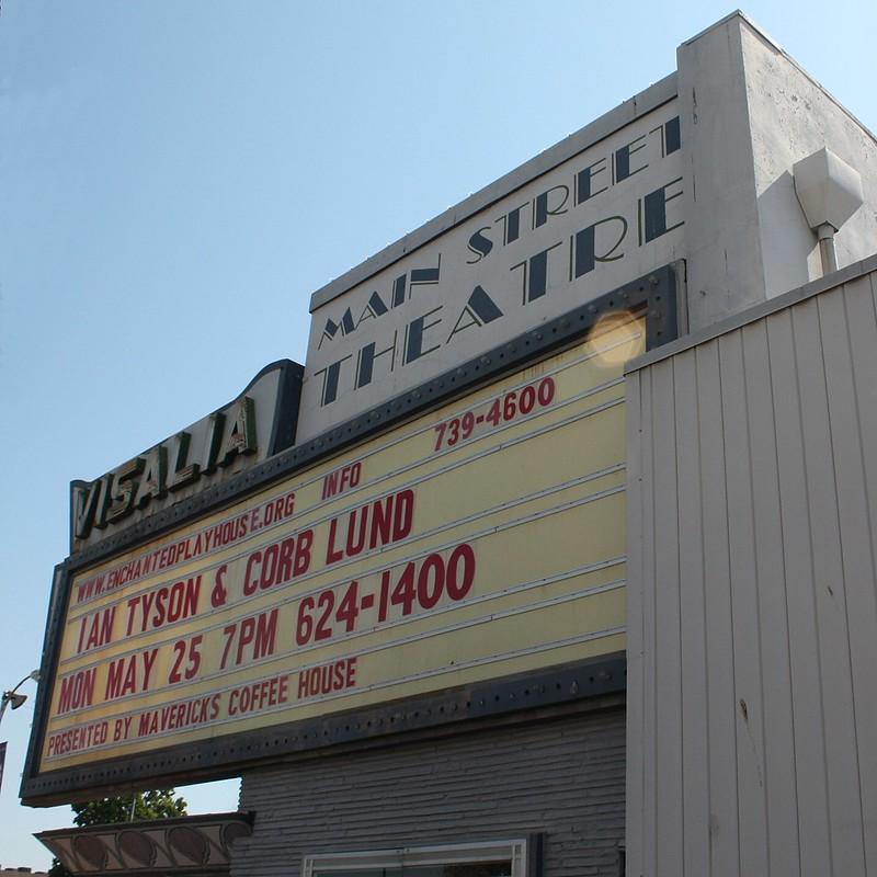 Main Street Theatre, Visalia