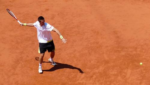 Robin Soderling - 1/2 finale de Roland Garros 2009 - semi final - tennis french open
