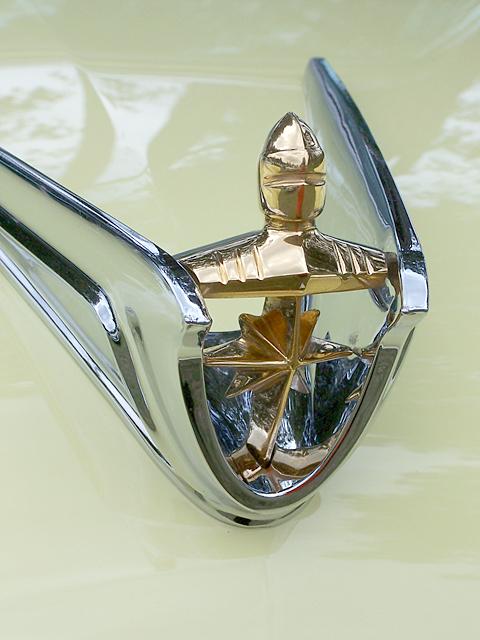 Mercury badge