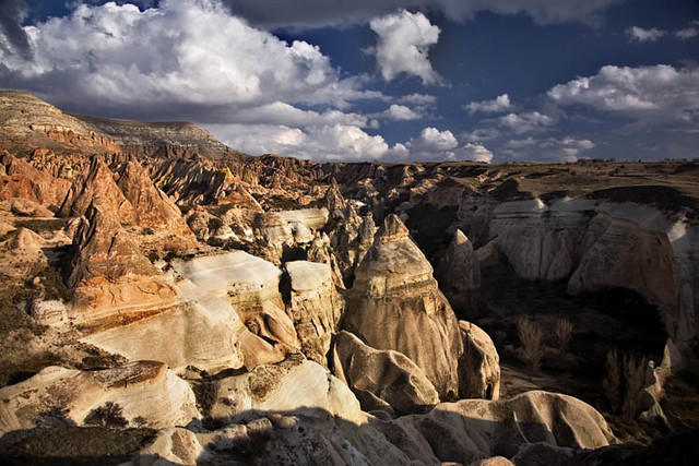 Red Valley, Kapadokya, Türkiye